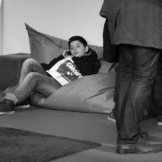 Epuisant la BD, non ? © Arnaud Galy