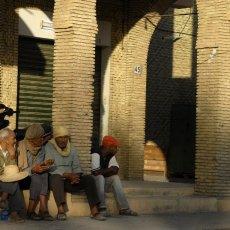 Ouvriers des palmeraies (Tozeur)