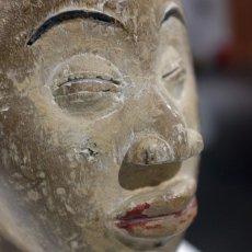 Masque Punu Lumbo - Gabon © Arnaud Galy - Agora francophone