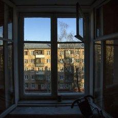 « Le Corona vu de chez moi » par Ksenia Yablonskaya