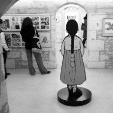 Les visiteurs sous haute surveillance coréenne ! © Arnaud Galy