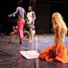 Relier les cultures grâce au théâtre © Arnaud Galy - Agora francophone