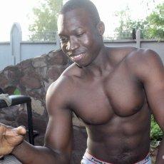 Le jeune combattant Alfa Sogoba (ci-dessus) se présentera quant à lui dans la(...) © Thibault Petit