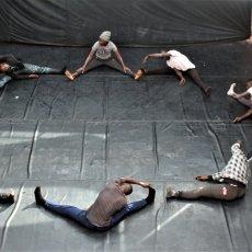 « Afrique en trois temps » est un projet artistique porté par Alioune Diagne(...) © Jérôme William Bationo
