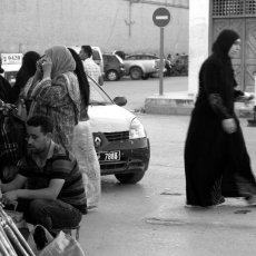 Tombée de la nuit (Kairouan)