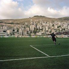 Jouer à Naplouse - Palestine © Amélie Debray - exposition IMA