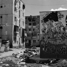 L'allée Livezilor, l'une des rues les plus pauvres du quartier, est(...) © Sylvain Moreau - REGARD - www.regard.ro
