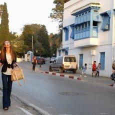 Duo contrasté (Sidi Bou Saïd)