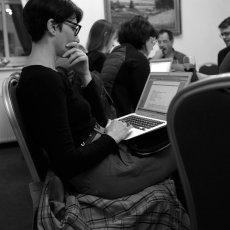 Dotothée Zumstein © Arnaud Galy - Agora francophone
