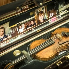Le violon de Gabriel Croitoru © Mihai Barbu - REGARD - www.regard.ro
