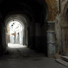 Dans la médina (Tunis)