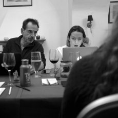Laurent van Wetter et Marie Fourquet © Arnaud Galy - Agora francophone
