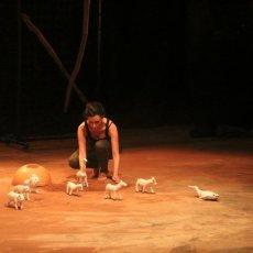 Représentations au Théâtre Soleil, Ouagadougou, Burkina Faso, 15, 16 et 17(...) © Théâtre Soleil