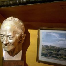 Le Procope - La figure de Voltaire
