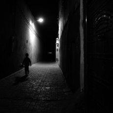 Lumières de Marrakech... loin des théâtres !