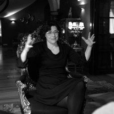Isabelle Hubert © Arnaud Galy - Agora francophone
