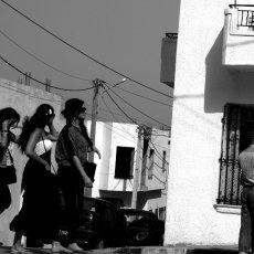 Trio féminin (La Marsa)