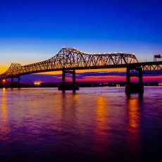 Grand angle LOUISIANE / Ph : Flickr - Billy Metcalf