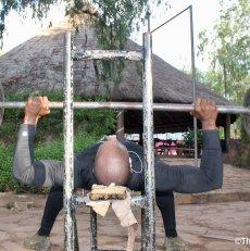 Pour cet exploit, la délégation malienne avait alors été accueillie par(...) © Thibault Petit